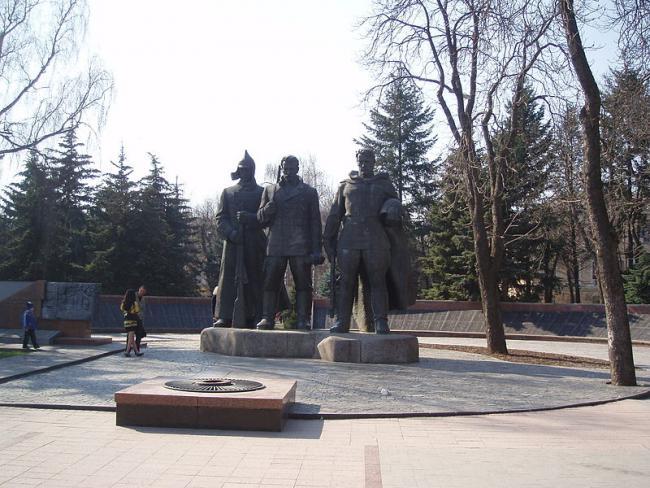 Меморіальний комплекс слави - Вінниця