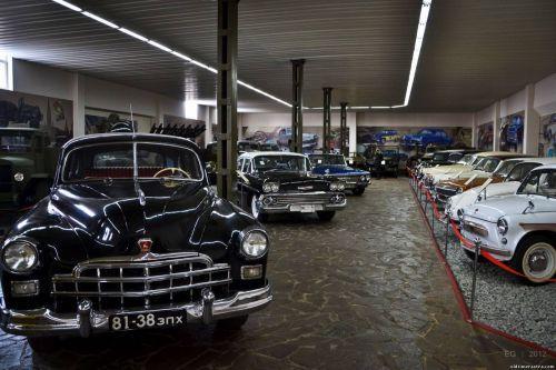 Музей ретро автомобілів - Запоріжжя