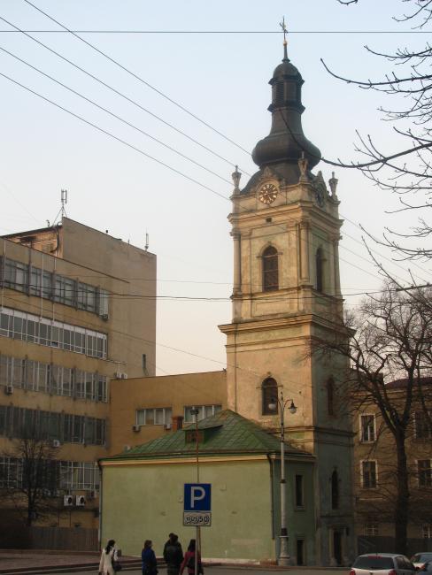 Музей Русалки Дністрової - Львів