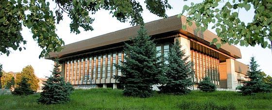 Музично-драматичний театр - Ужгород