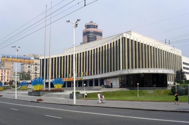 """Національний палац мистецтв """"Україна"""" - Київ"""