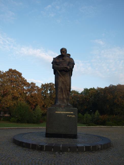 Памятник Тарасу Шевченку - Ужгород