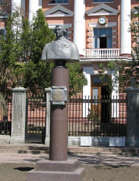 Памятники потьомкіну - Миколаїв