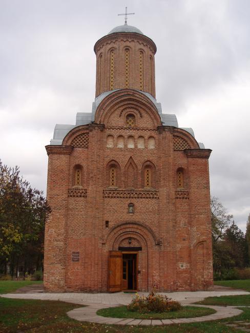 Пятницька церква - Чернігів