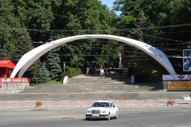 Центральний міський парк імені Максима Горького - Вінниця