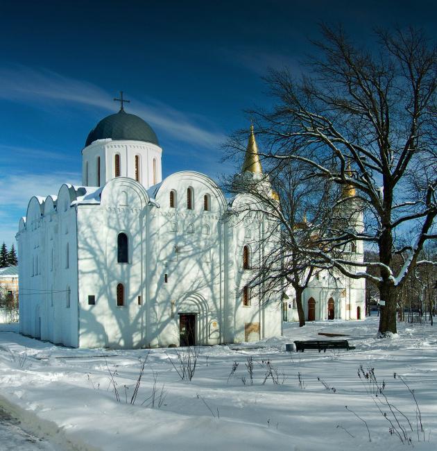 Собор Бориса й Гліба - Чернігів
