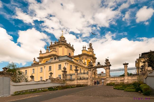 Собор святого Юра - Львів