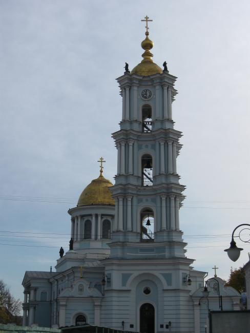 Спасо-Преображенський собор - Суми