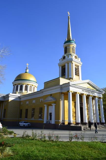 Спасо-Преображенський кафедральний собор - Дніпро