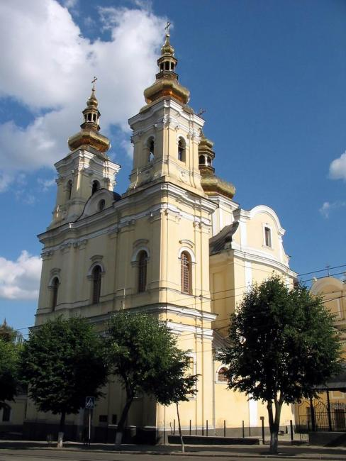 Спасо-Преображенський собор - Вінниця