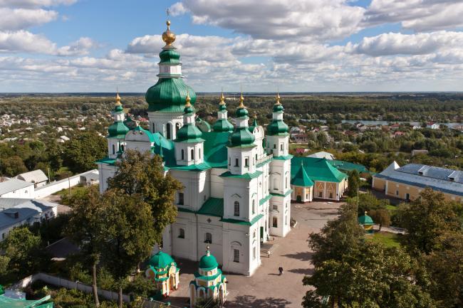 Свято-Троїцький собор - Чернігів