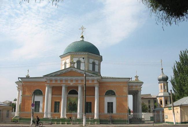 Святодухівський собор - Херсон