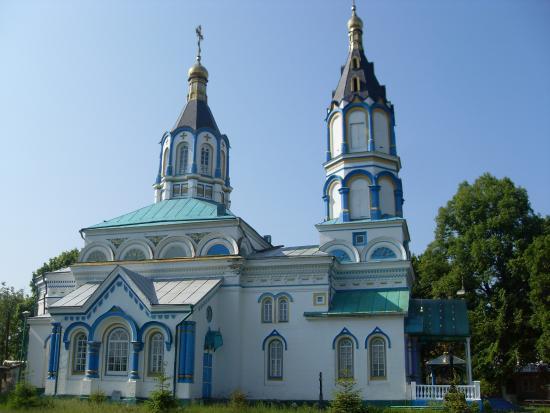 Свято-Ілльїнська церква - Чорнобиль