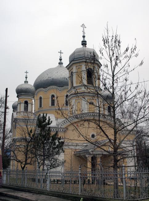 Свято-Миколаївська православна церква - Вилкове