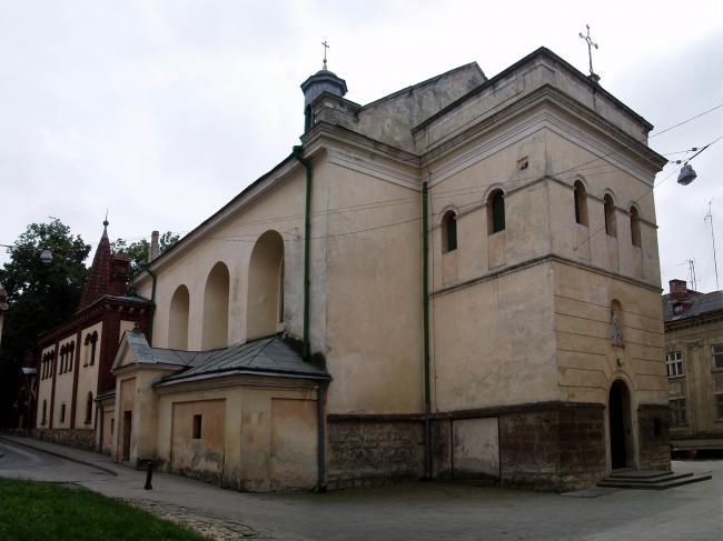 Церква Матері Божої Неустанної Помочі - Львів