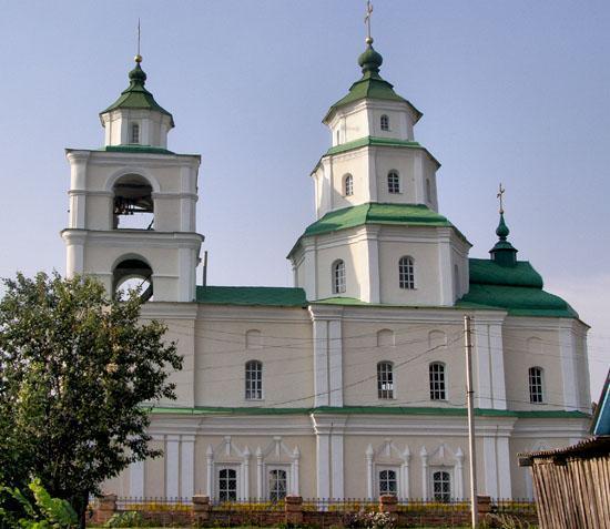 Церква Миколи Козацького - Путивль