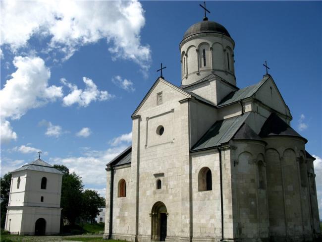Церква святого Пантелеймона - Шевченкове