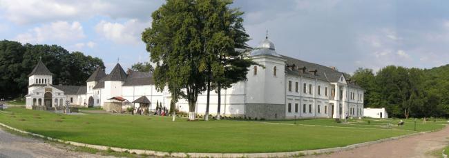 Унівська лавра - Лвівська область
