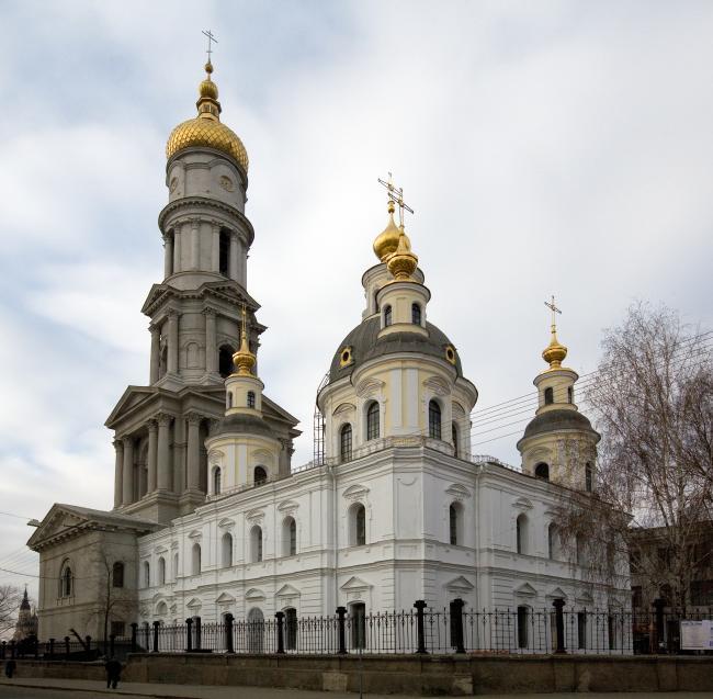 Успенський собор - Харків