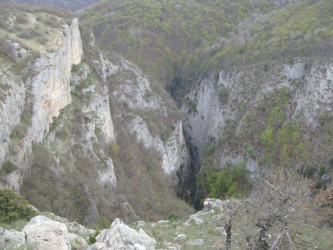 Великий каньйон Криму