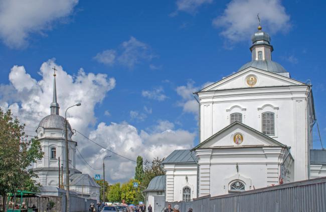 Воскресенська церква - Чернігів