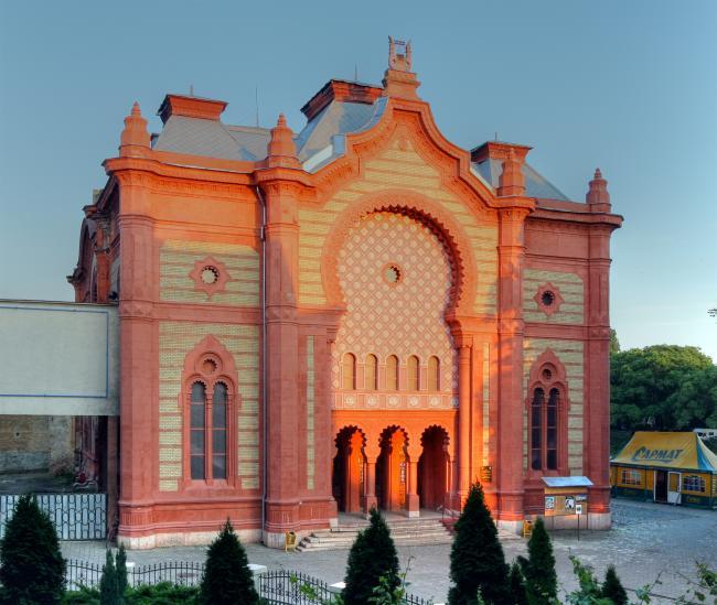 Закарпатська обласна філармонія - Ужгород
