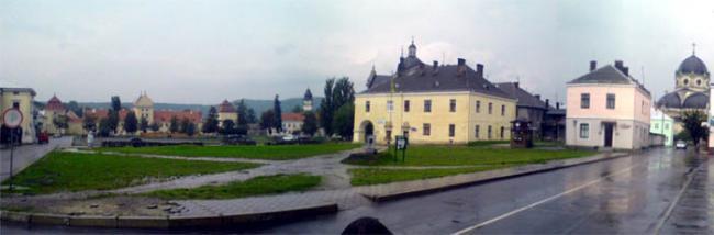Жовква - Лвівська область