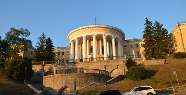 Жовтневий палац - Київ