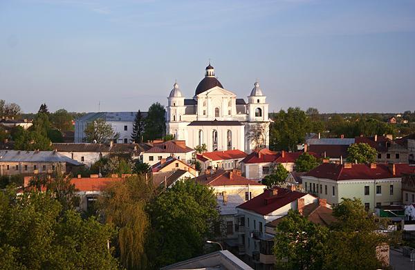 Кафедральний костел святих Петра і Павла - Луцьк