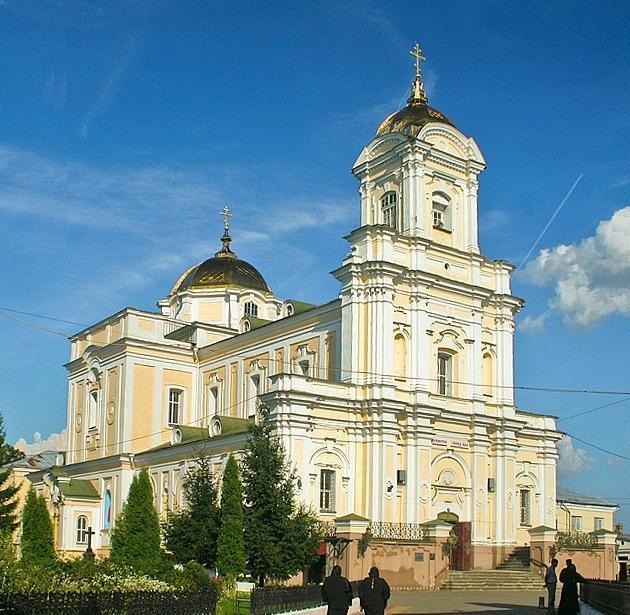 Свято-Троїцький кафедральний собор - Луцьк