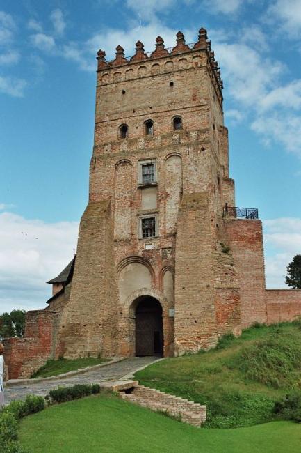 Замок Любарта - Луцьк