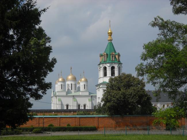 Зимненський монастир - Зимове