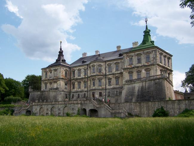 Pidhirtsi Castle Pictures